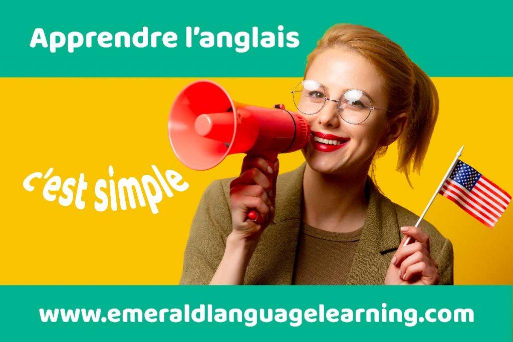 Apprendre l'anglais chez Emerald Language Learning