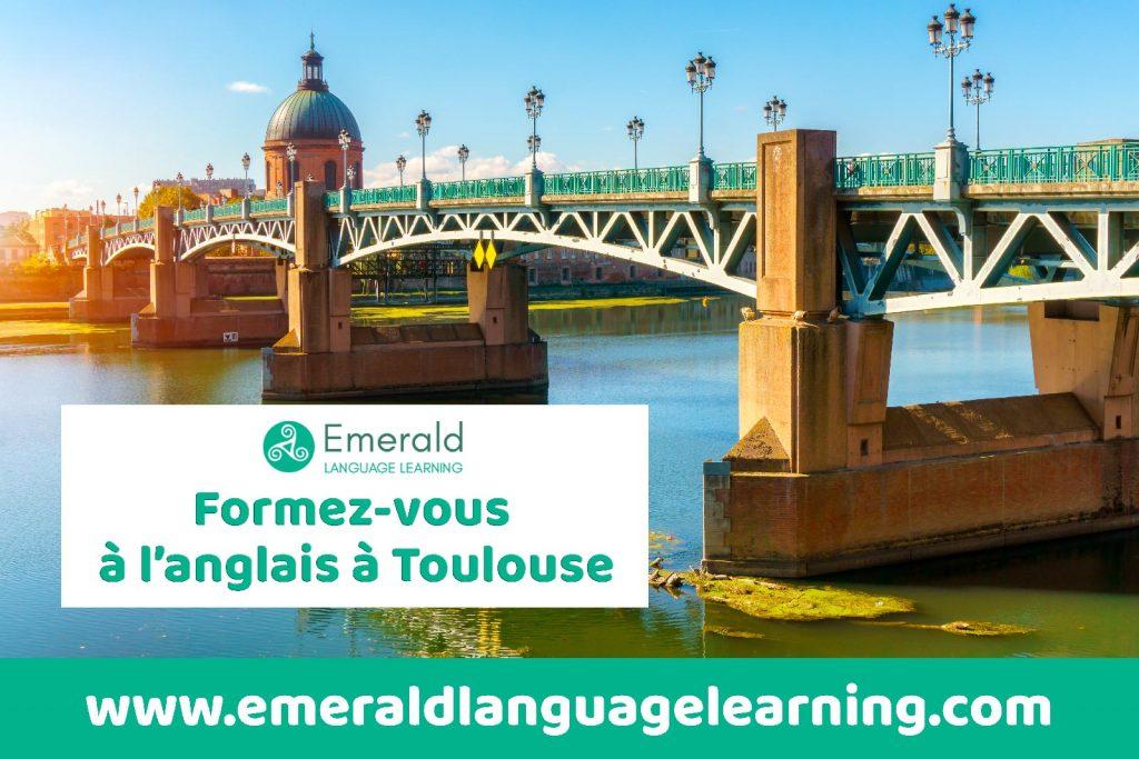 Formez-vous à l'anglais à Toulouse avec Emerald Language Learning