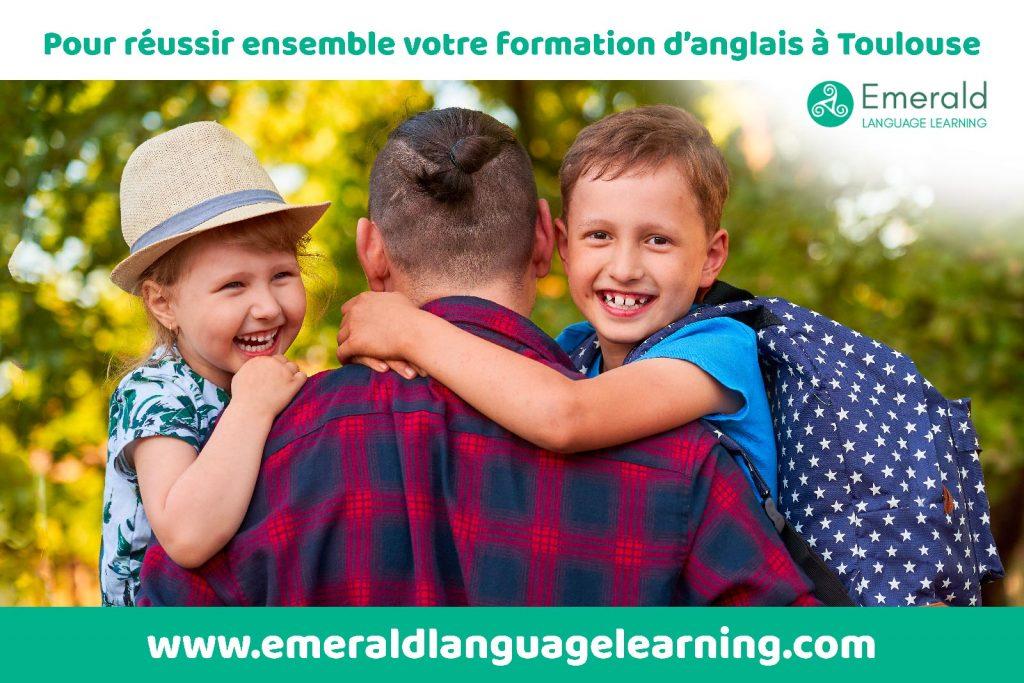 Votre meilleure formation d'anglais à Toulouse en Haute Garonne (31) chez Emerald